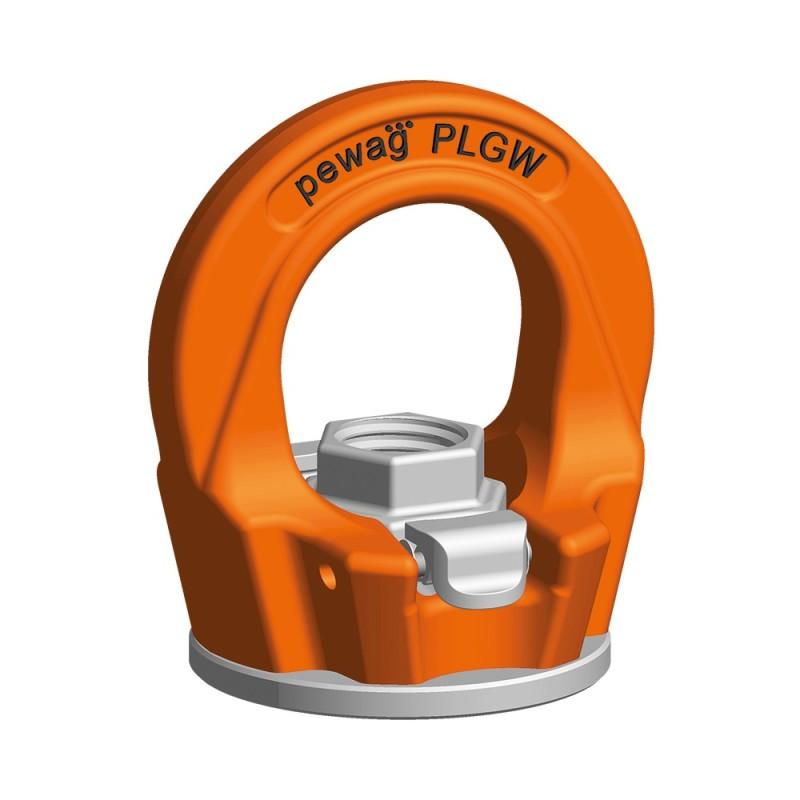 Platenklem, verticaal (Camlok TPZ), non-marking