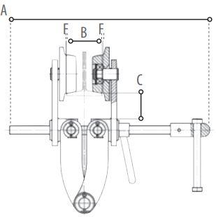 LHTP technische tekening