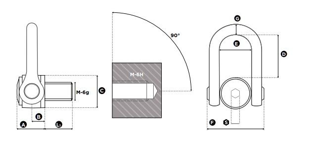 DSS technische tekening