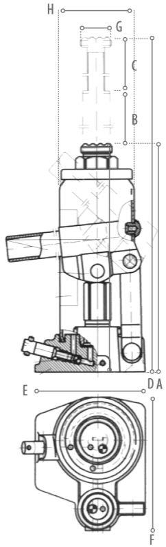 VZ technische tekening