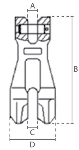 IK80 technische tekening