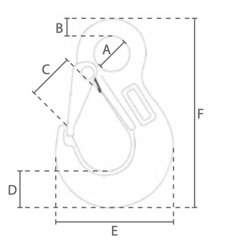 ESH technische tekening