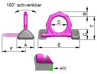 VRBS technische tekening
