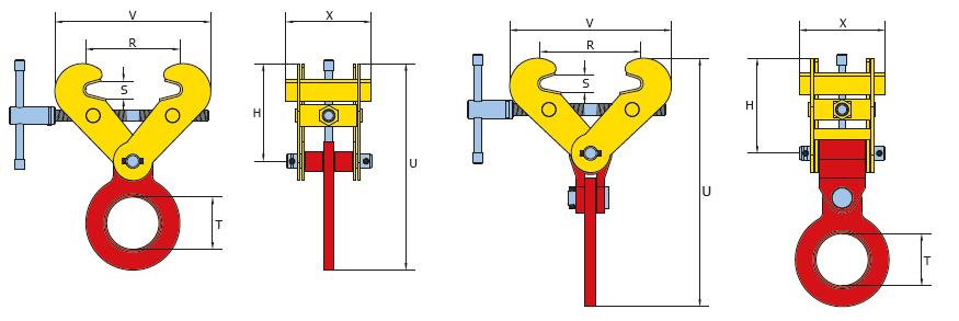 FSVSU technische tekening