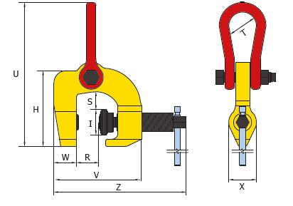 TSCC technische tekening