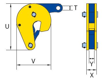 TVK technische tekening
