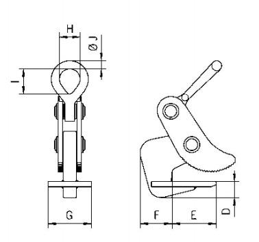 TCH technische tekening