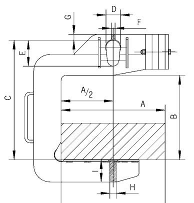 TCK technische tekening