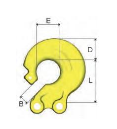 CLD technische tekening